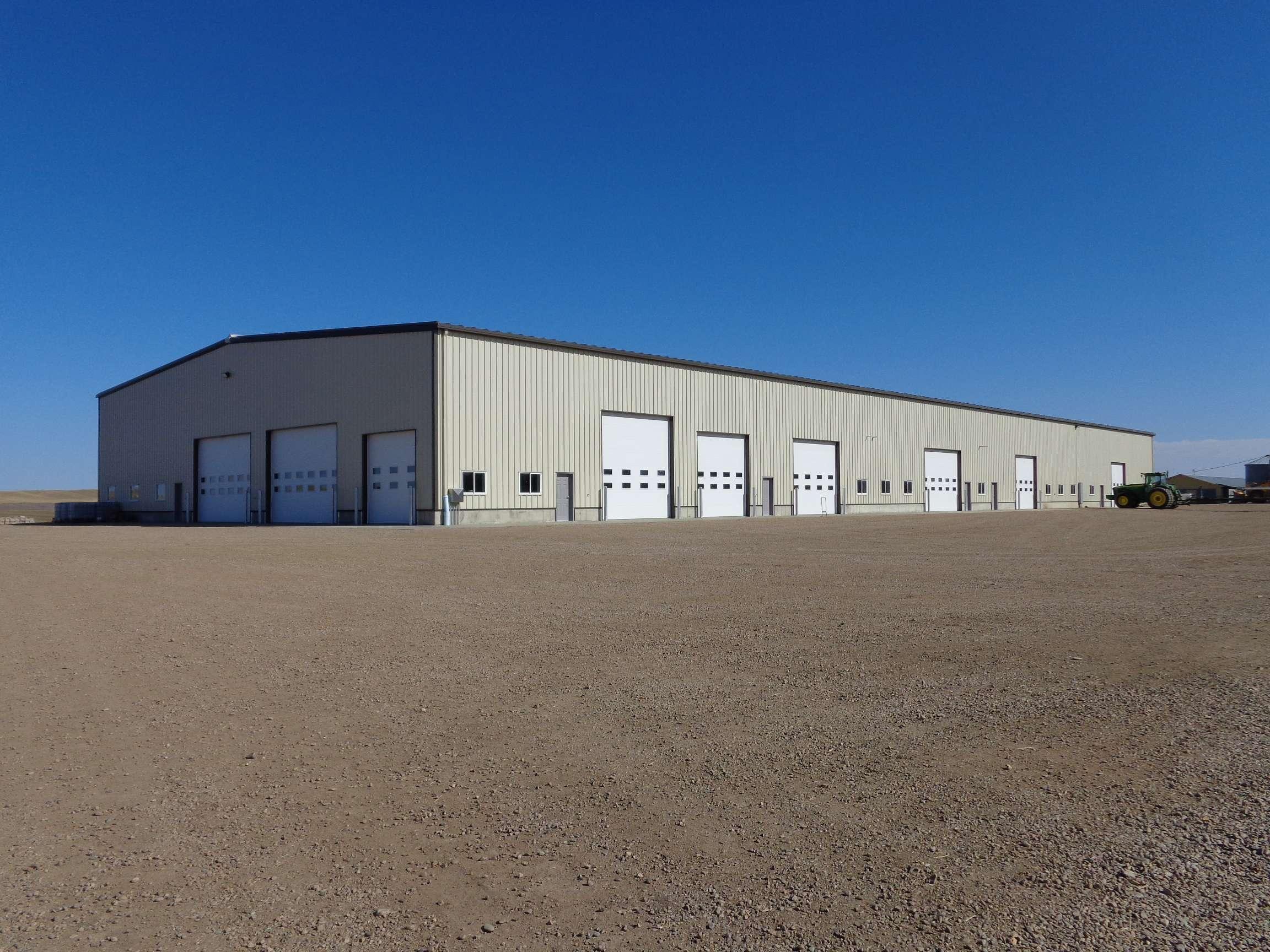 Cut Bank, Montana - Glendale, Corp.