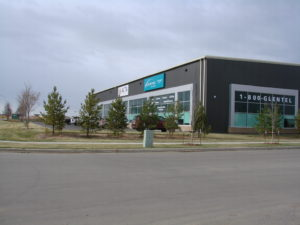 Edmonton, Alberta - Versa Frame Inc.