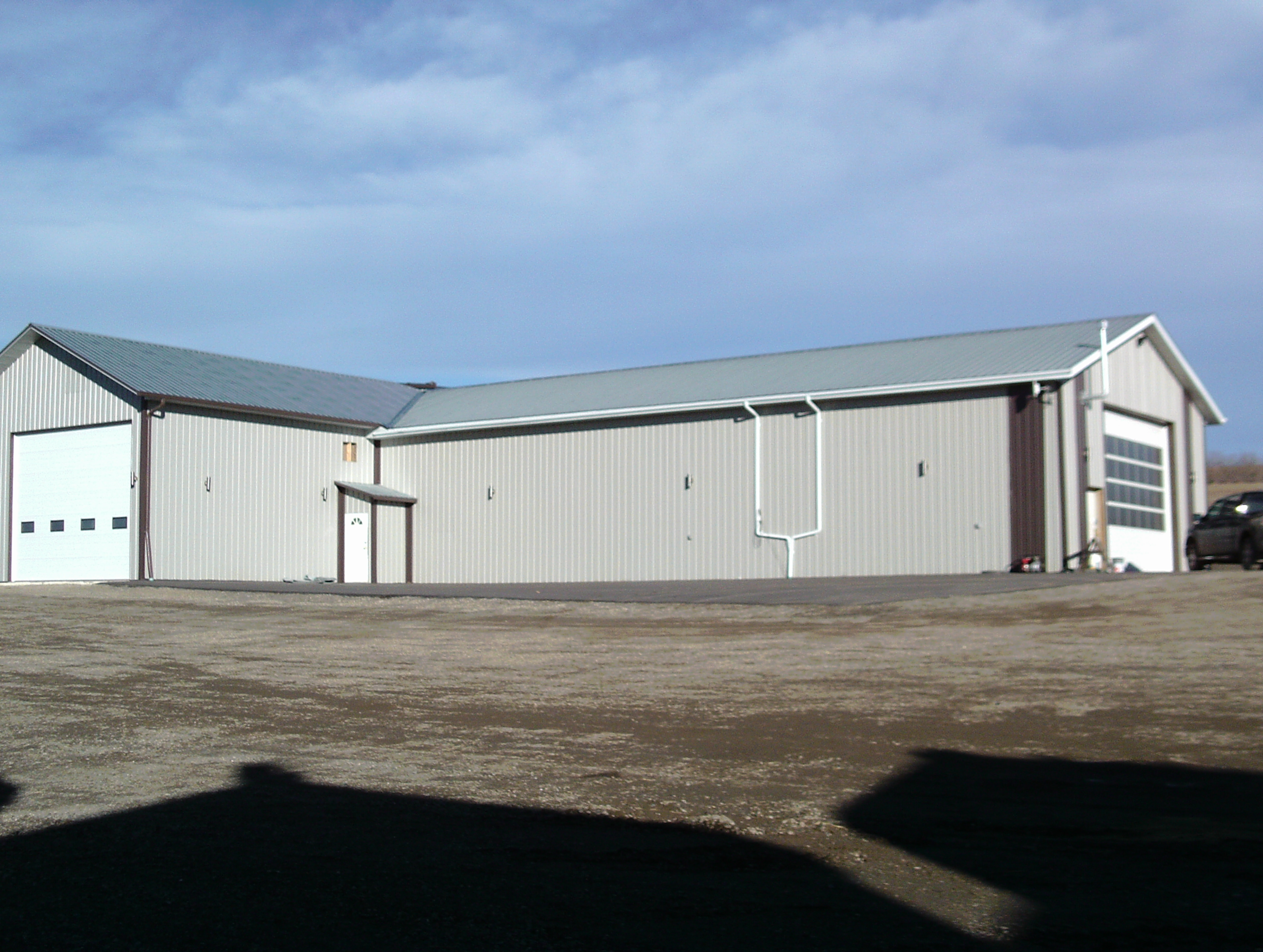 Fort St. John, B.C. - Maccabee Tanks, Corp