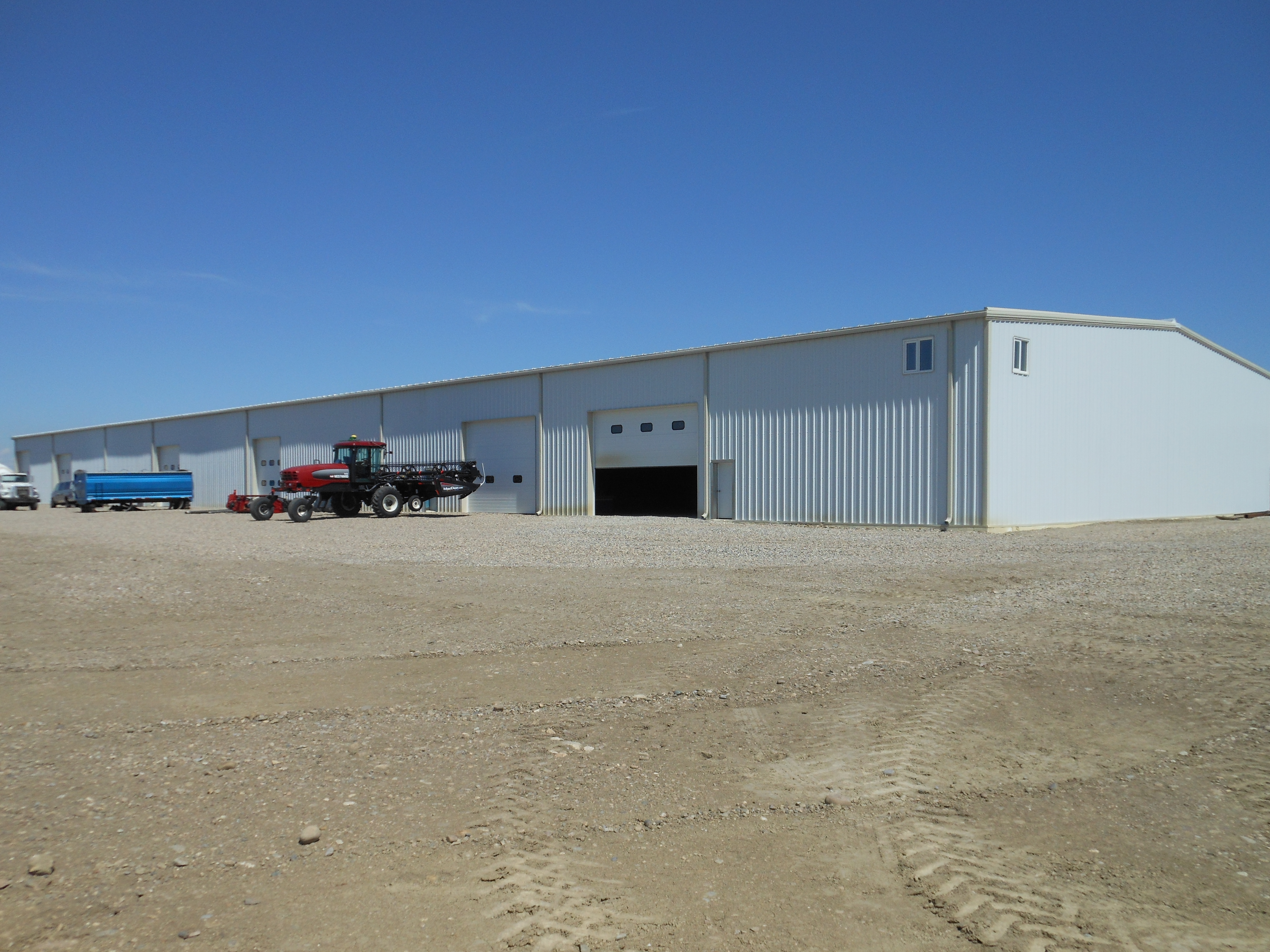 Magrath, Alberta - Deerfield Farms