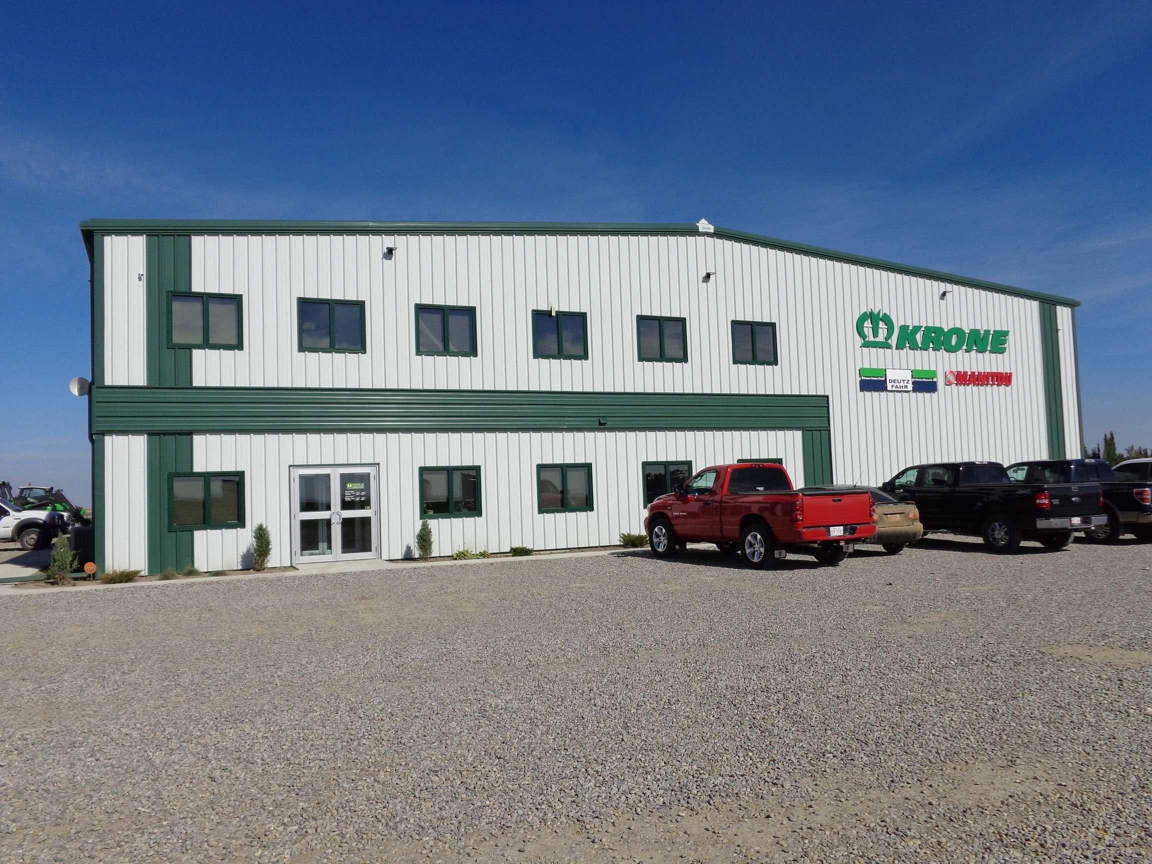 Nobleford, Alberta - Vandenberg Hay Farms