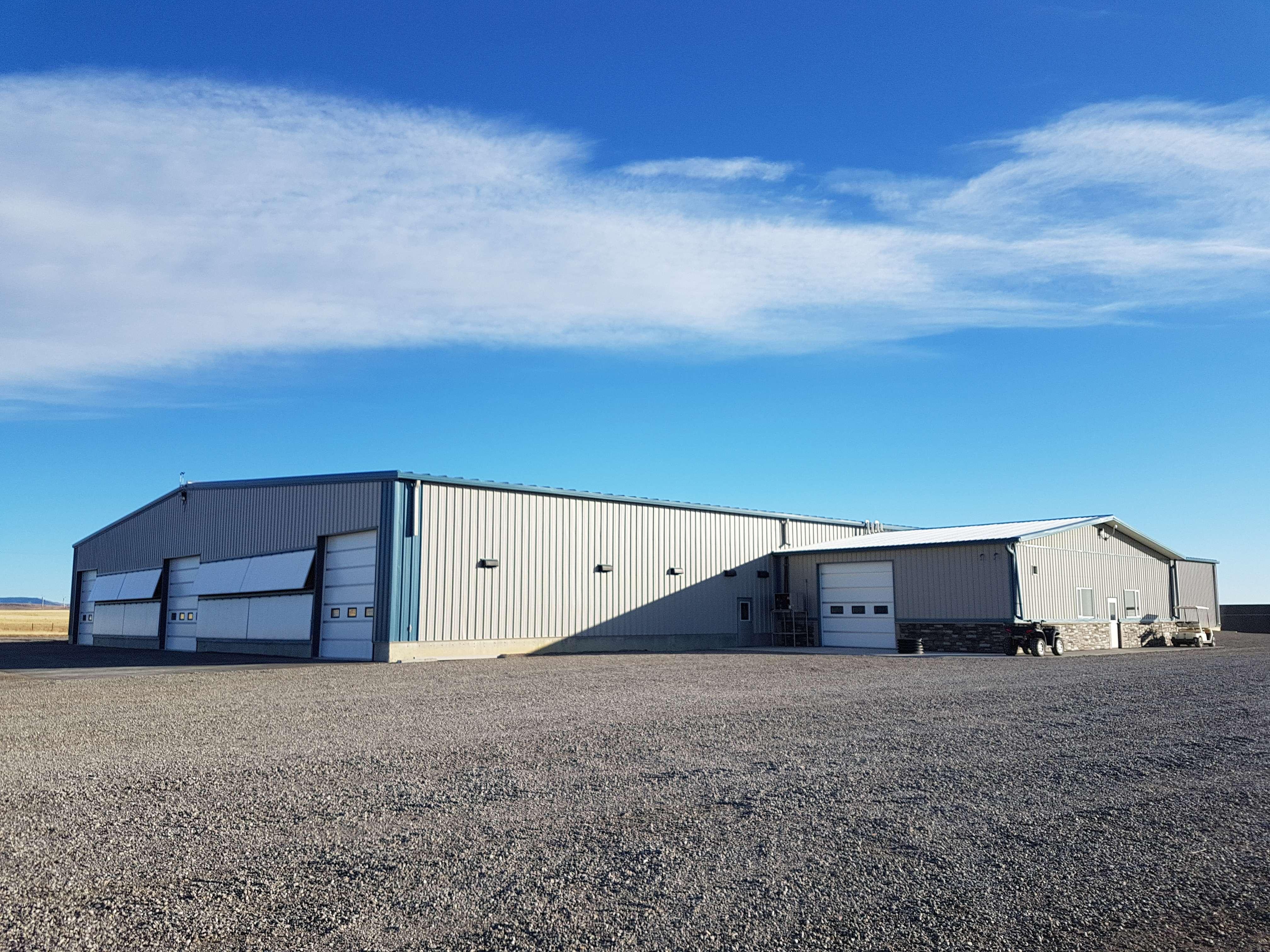 Pincher Creek, Alberta - Pincher Creek Dairy Farms