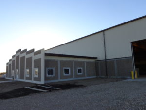 Wainwright, Alberta - Spring Ridge Concrete Panels