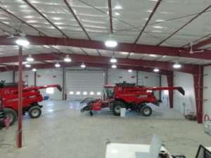 Warner, Alberta - Bluegrass Farms