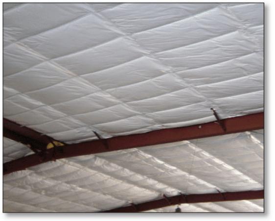 Insulation Kalex Steel Buildings